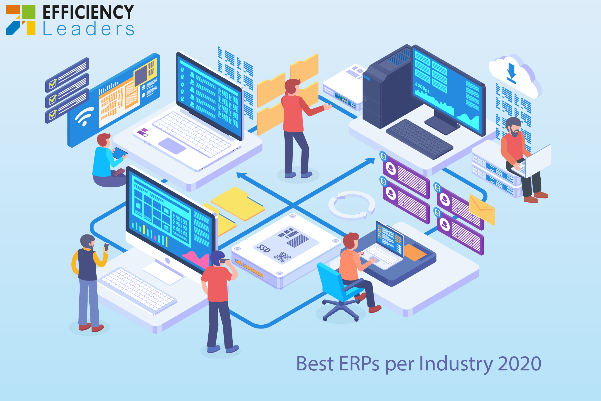 Best ERP Per Industry In 2020