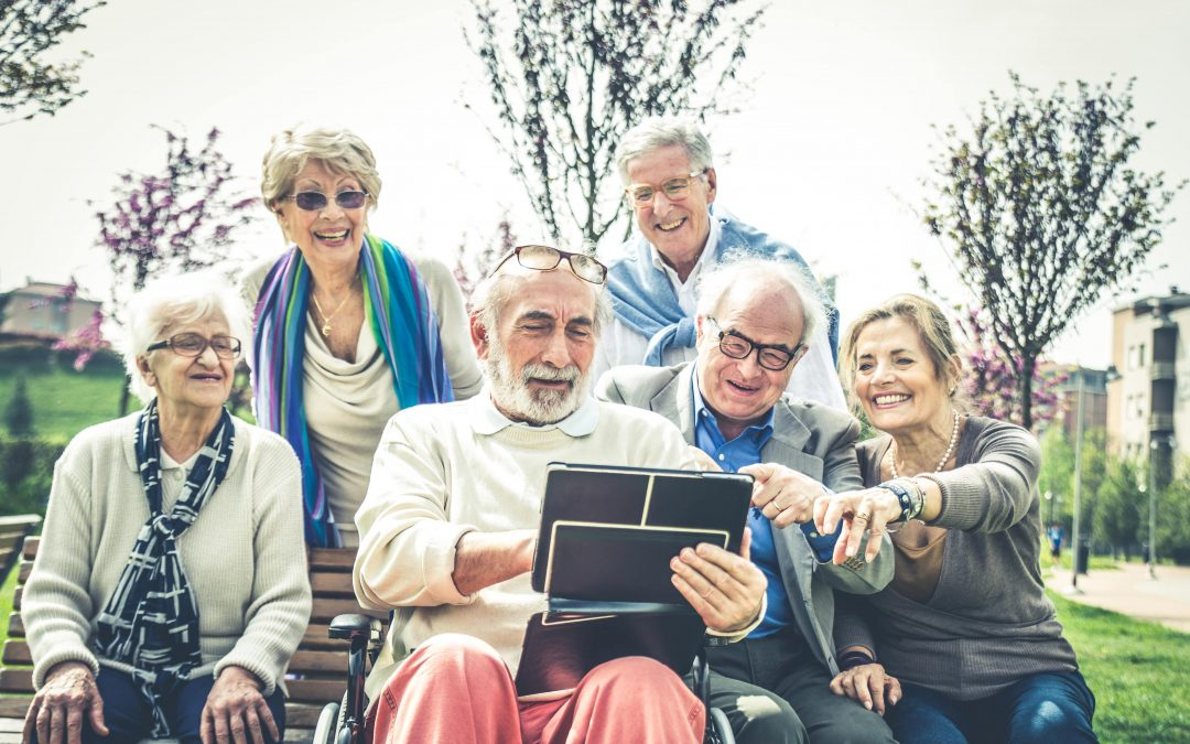 ap automation aged care services